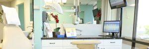 vanek dentistry dental examination area